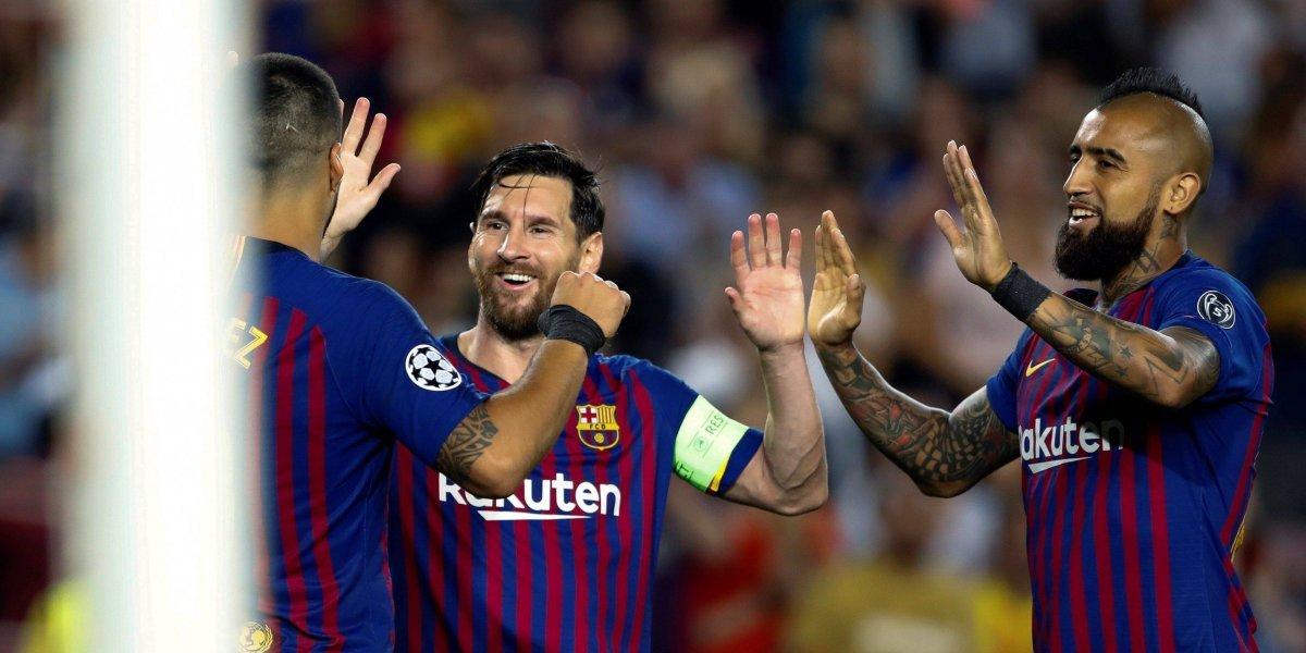 Barcelona quiere seguir líder al recibir al Girona