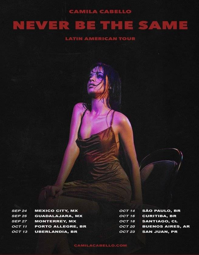 Camila Cabello emociona cantando con su padre en México