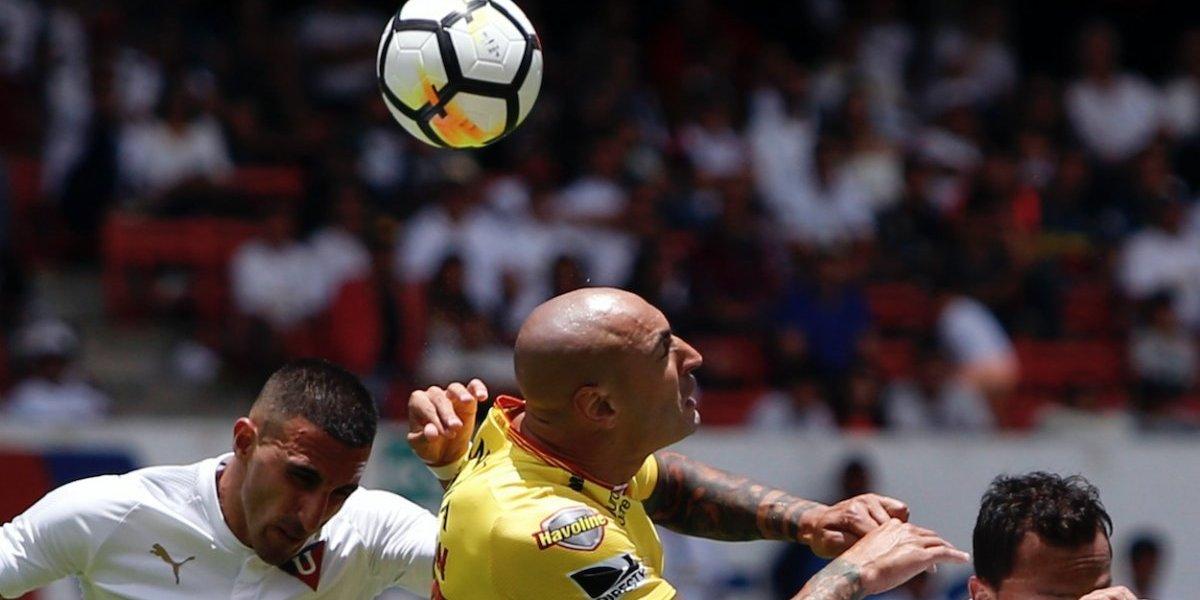 Barcelona SC vs Liga de Quito: Nuevamente se reparten puntos