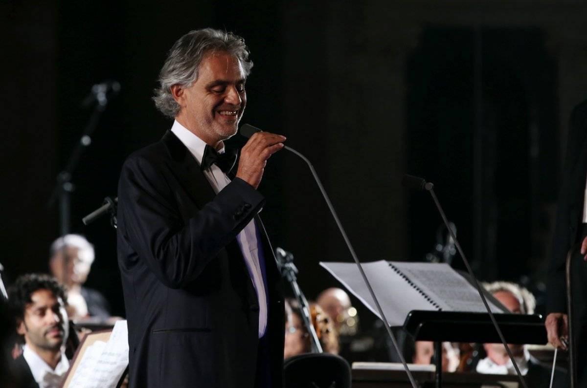 Andrea Bocelli junto a su hijo Matteo lanzan disco