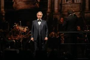 Andrea Bocelli en GDL.