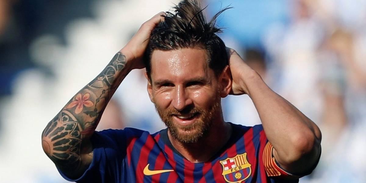El nuevo look de Leo Messi, con el que espera volver a ser rey