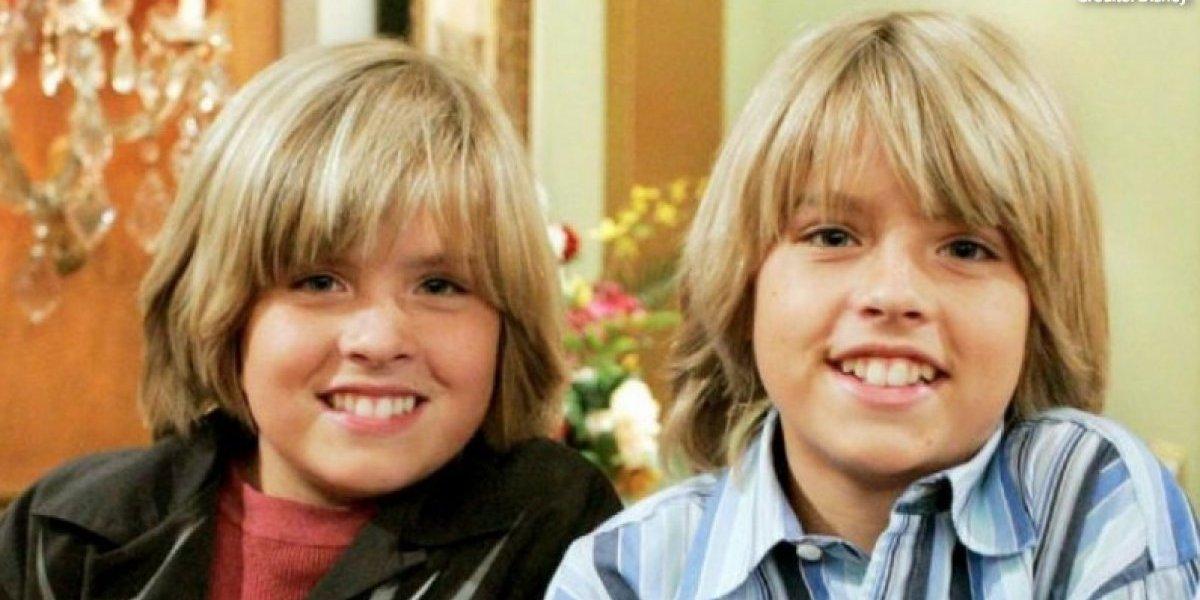 """Así luce ahora Cole Sprouse uno de los gemelos  de """"Zac y Cody"""""""