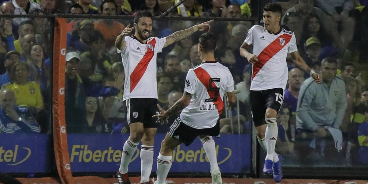 ¡Qué Muñecos tiene Gallardo! Quintero y Borré, protagonistas de la victoria de River a Boca