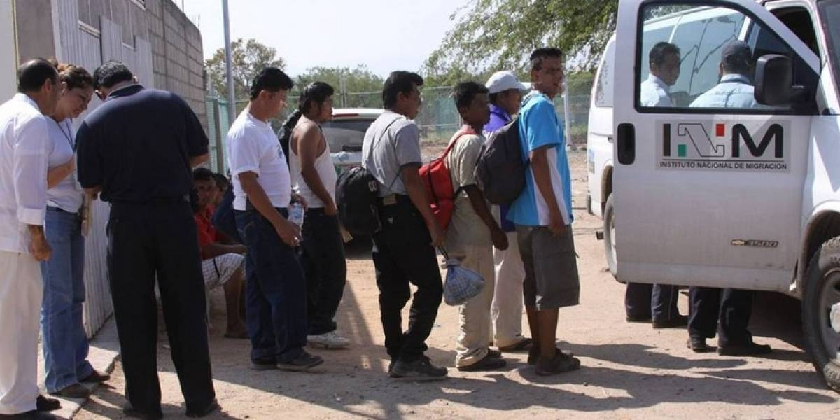 """Patrulla de EE. UU. : """"El hambre, la principal causa para migrar"""""""