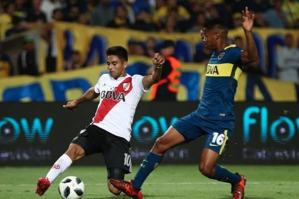 Ver Superclásico Boca Juniors VS River Plate