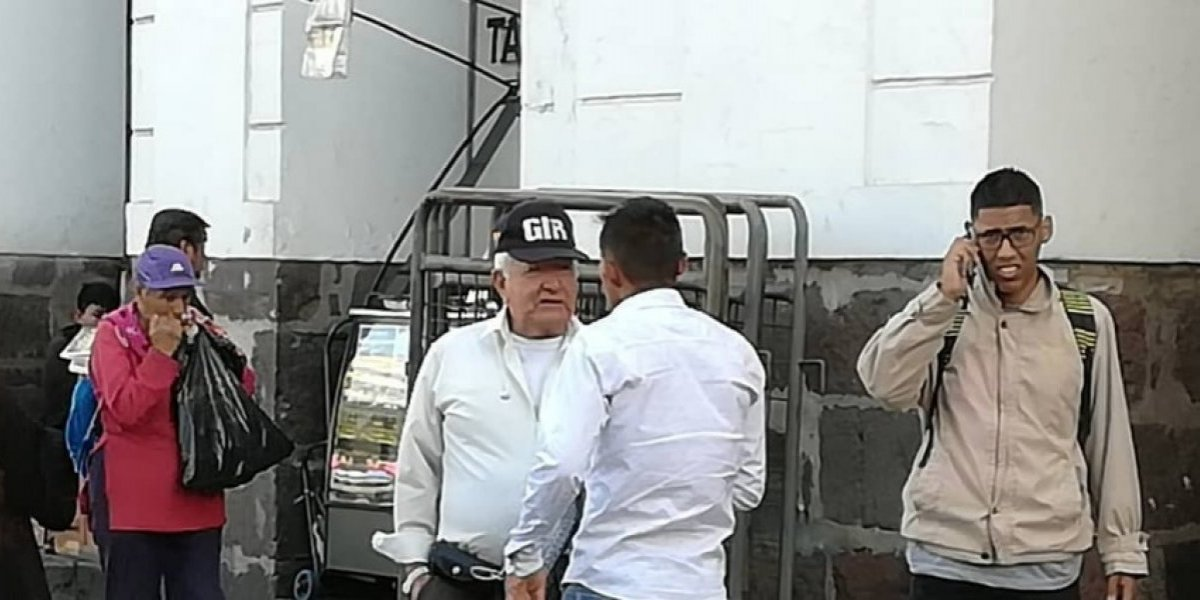 'Harta Demencia' visitó Quito