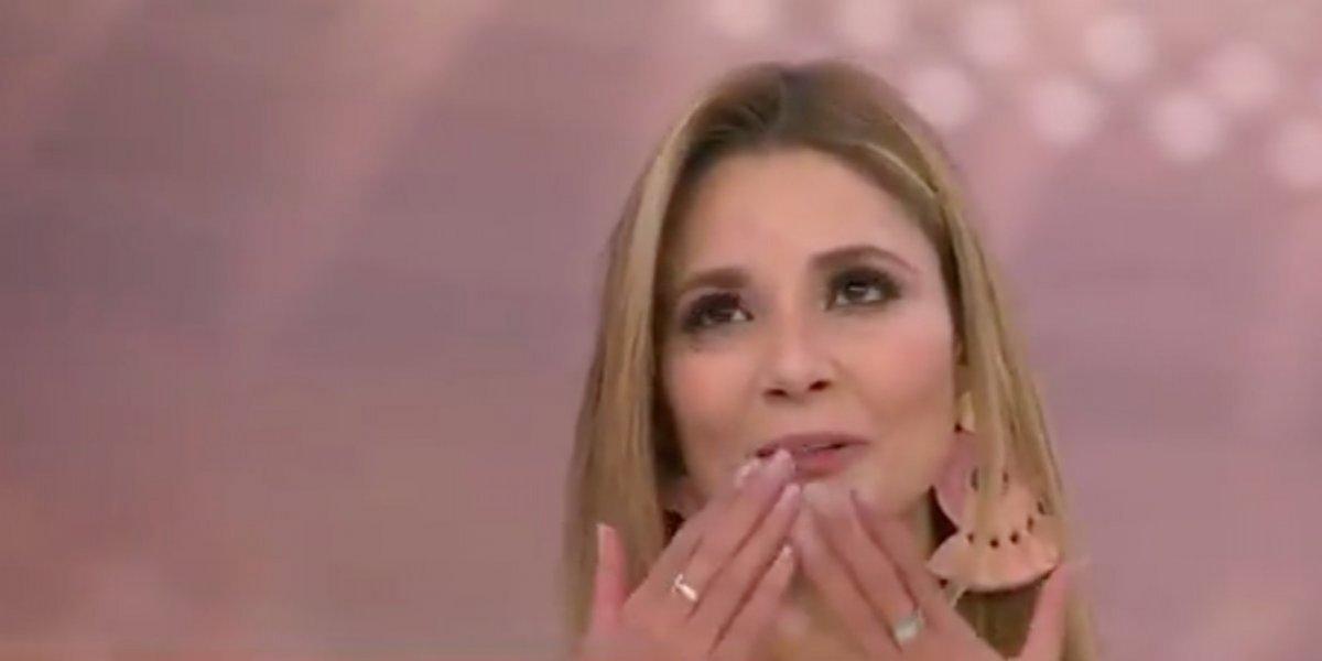 ¡Melissa Martínez se va del Canal RCN! Así despidieron a la periodista deportiva