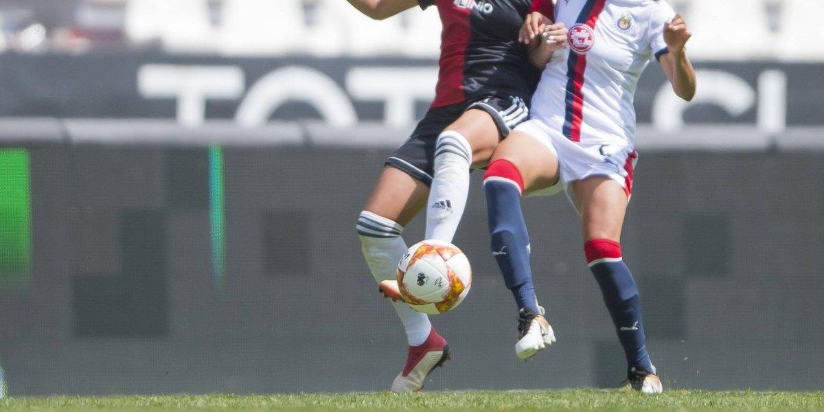 Lucharán por el orgullo tapatío en la Liga MX Femenil