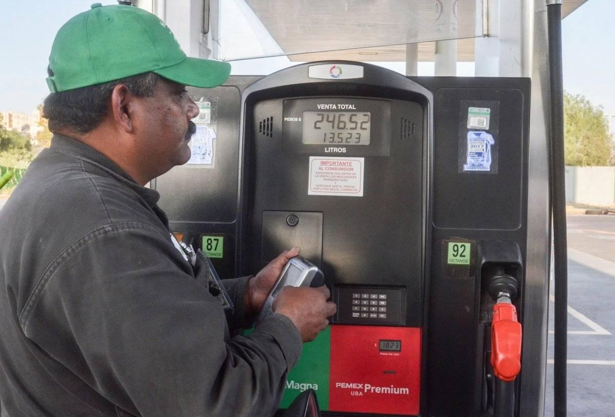 El litro de diésel se comercializa en hasta 20.79 pesos durante septiembre, reportó la Comisión Reguladora de Energía (CRE) / Cuartoscuro