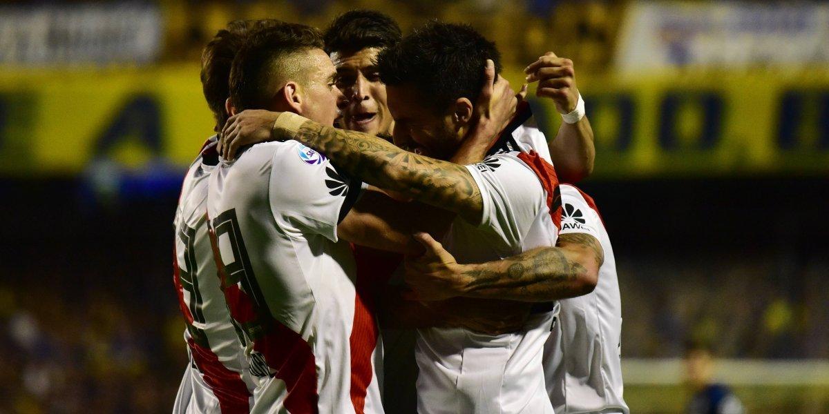 River Plate no corta su largo invicto y se dio el lujo de ganarle el Superclásico a Boca en La Bombonera