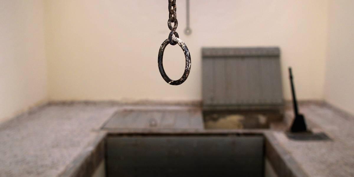 Ejecutan en la horca a nueve hombres acusados de violación en Irán