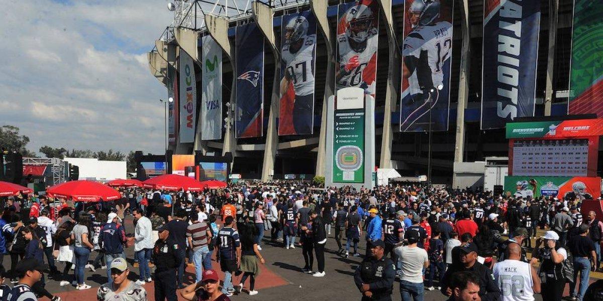 NFL México libera más boletos para el Chiefs vs Rams en el estadio Azteca