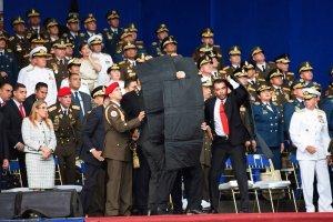 Venezuela vincula a la embajada de Chile con presunto atentado del dron que le explotó a Nicolás Maduro