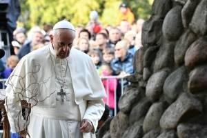 Papa Francisco en Lituania