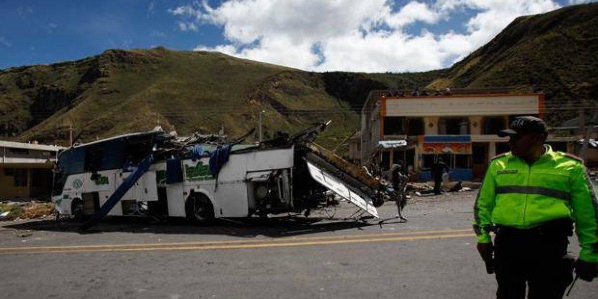 Detienen a colombiano vinculado con 'narcobus'