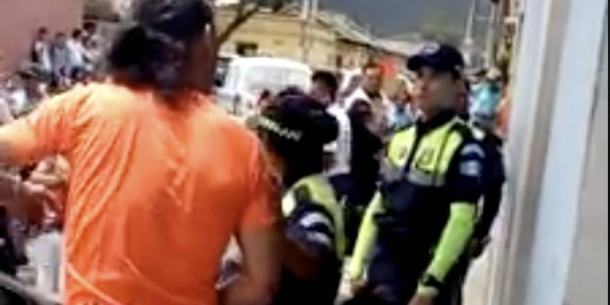 Agresor de PMT en Antigua deberá pagar multa