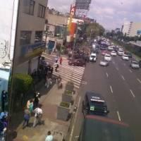 Se enfrentan comerciantes y granaderos en Portales