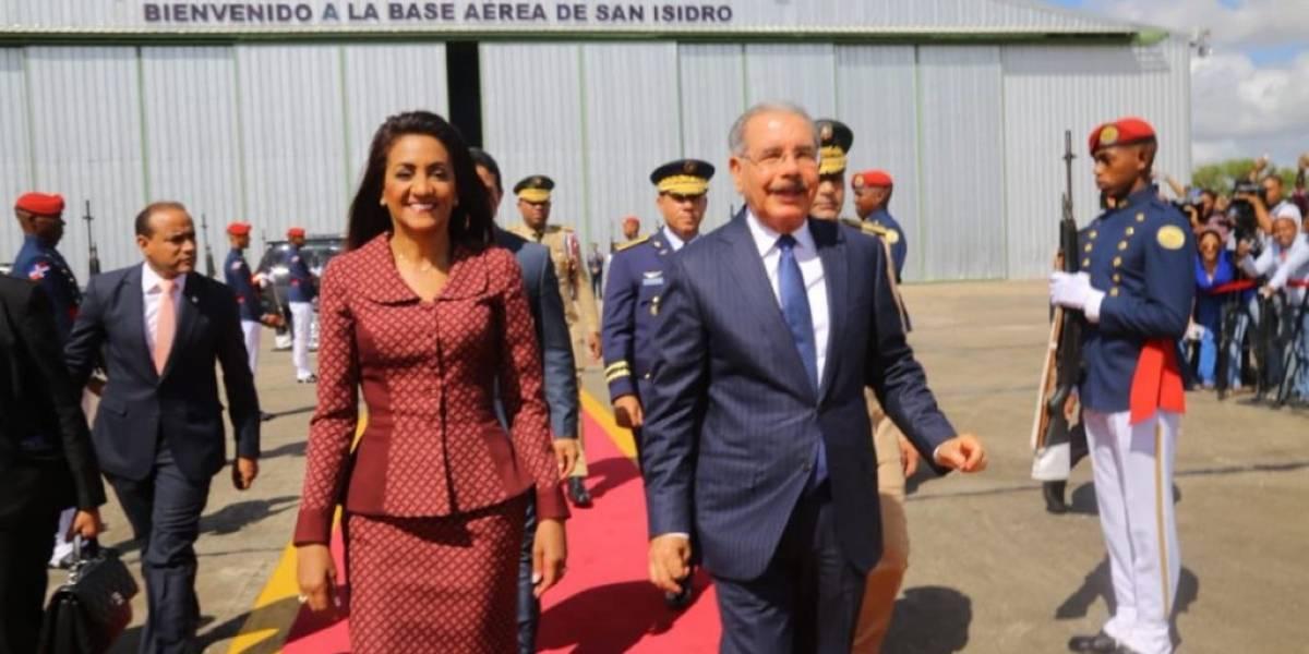 Presidente Medina viaja a Nueva York para participar en Asamblea de ONU