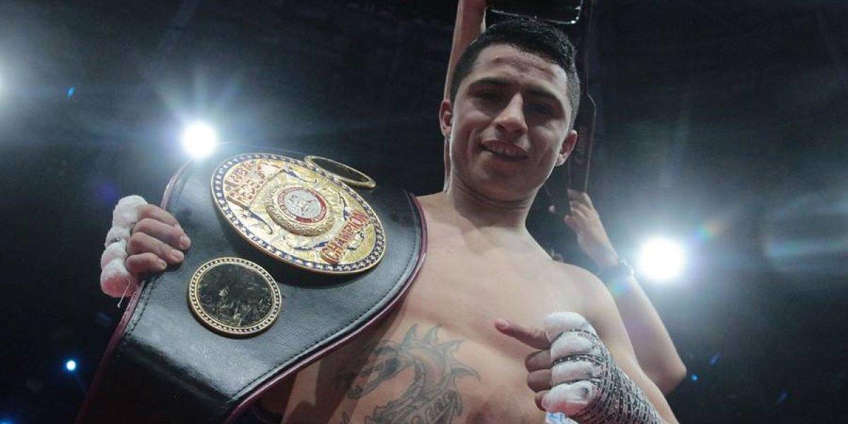"""Miguel """"Aguja"""" González ganó y retuvo su título latinoamericano"""