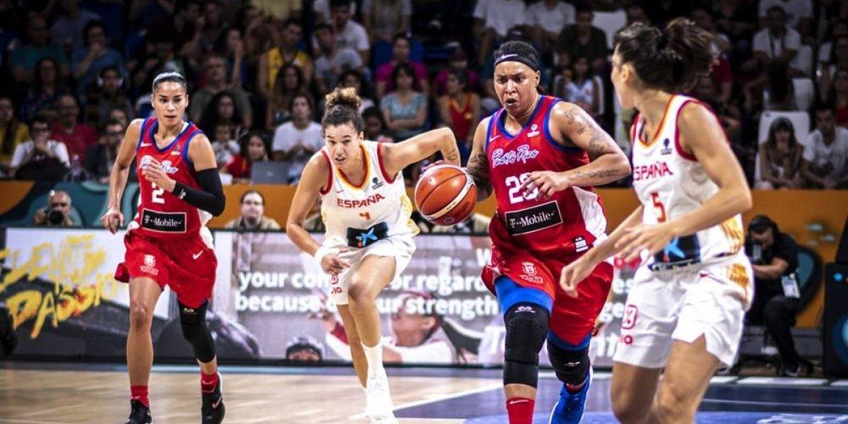 Puerto Rico queda eliminado del Mundial de Baloncesto Femenino 2018
