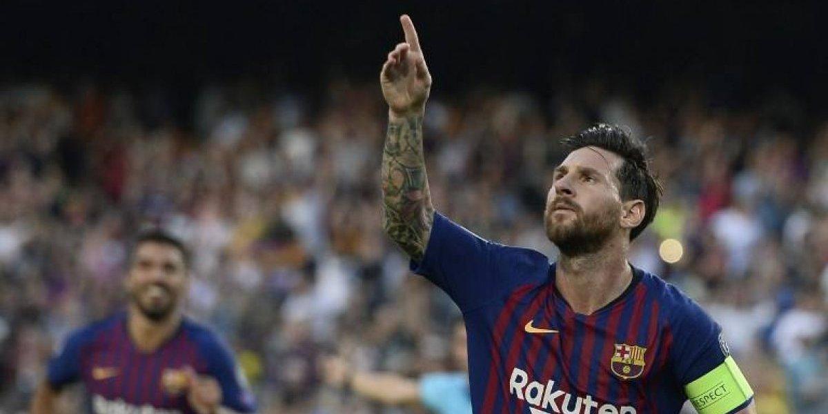 """""""El mejor es Messi"""", dice Valverde sobre el premio The Best a Modric"""