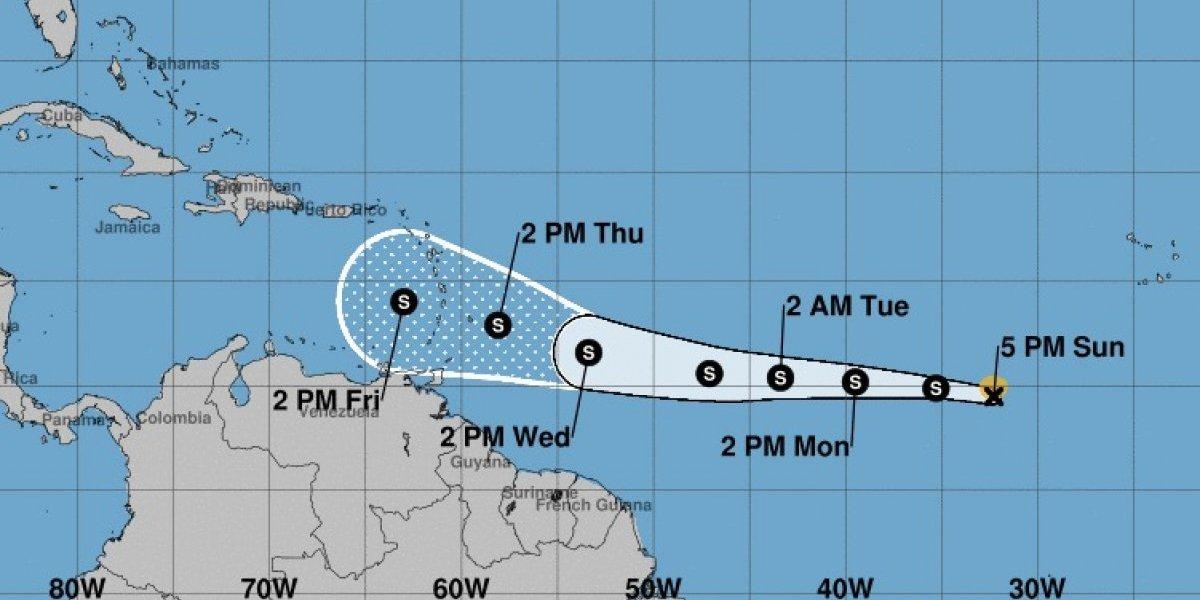 Tormenta tropical Kirk pasaría como onda tropical al sur de P.R.
