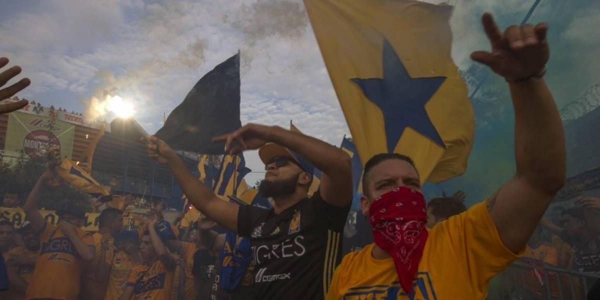 VIDEO. Un herido de gravedad tras hechos violentos previo al clásico Tigres-Monterrey