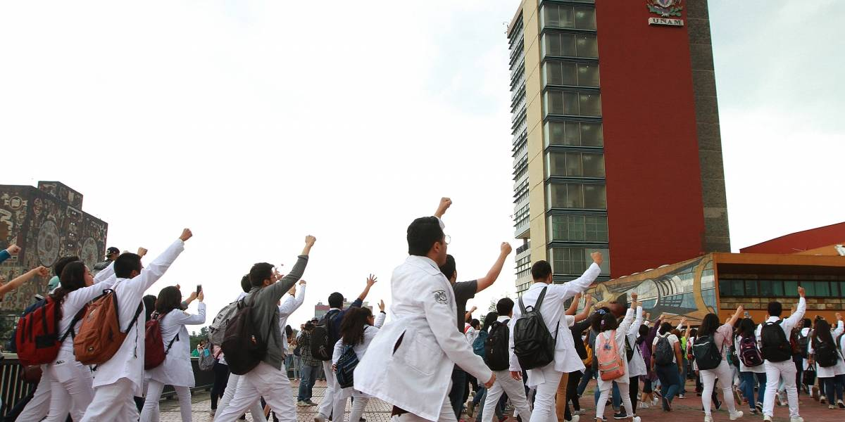 Logran segunda vinculación a proceso para agresor de la UNAM