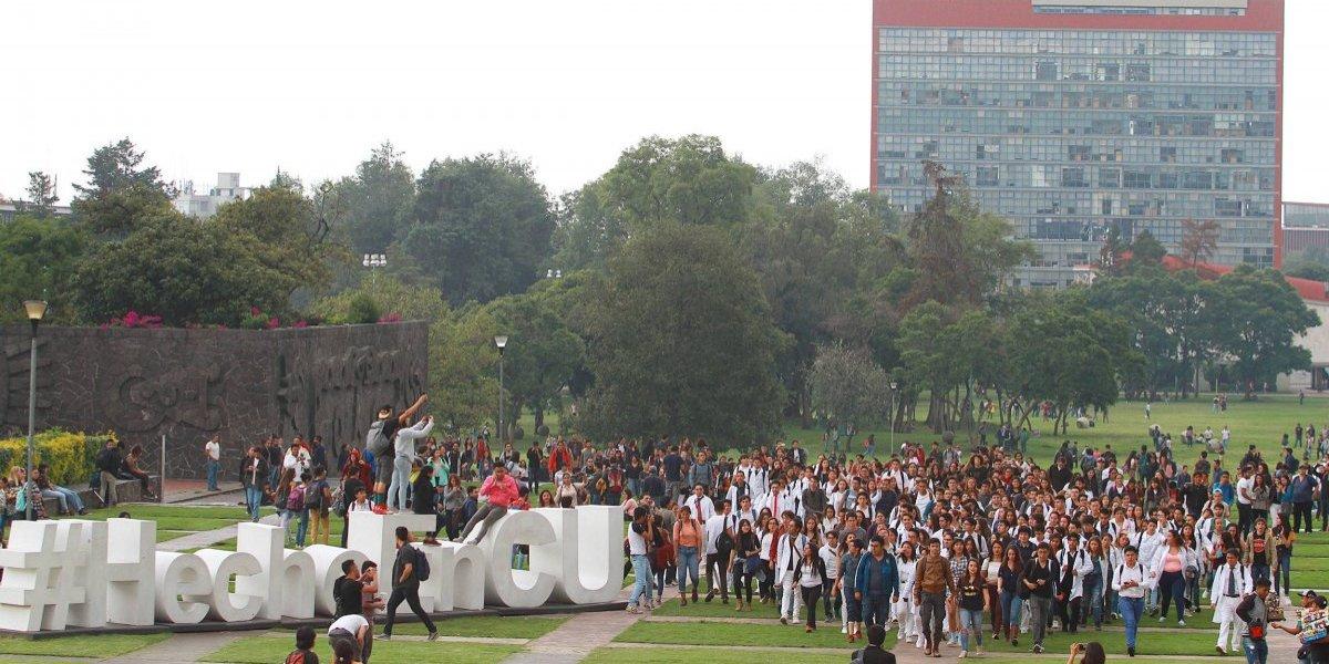 Por agresiones en Ciudad Universitaria van 14 detenciones