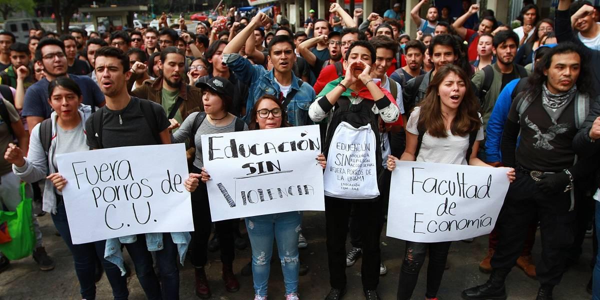 Vinculan a proceso a otros dos agresores de la UNAM