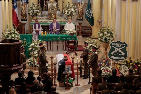 Presidente Piñera lamentó muerte de sargento de carabinero