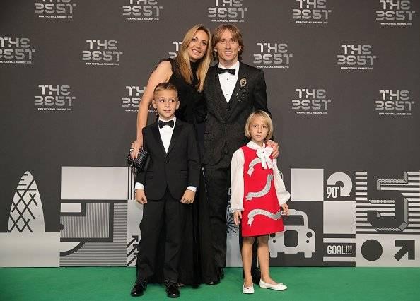 Luka Modric gana el premio