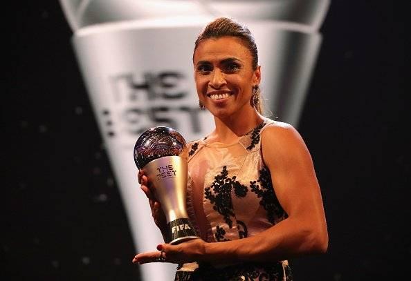 The Best, Marta Vieira