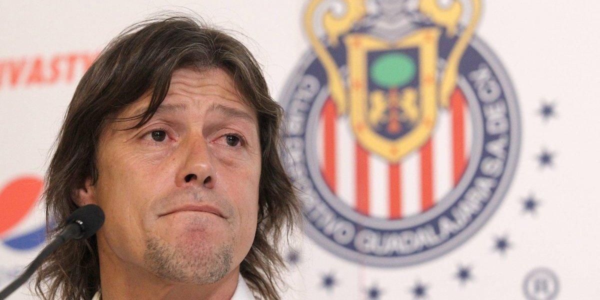 ¿Matías Almeyda extraña dirigir a Chivas?