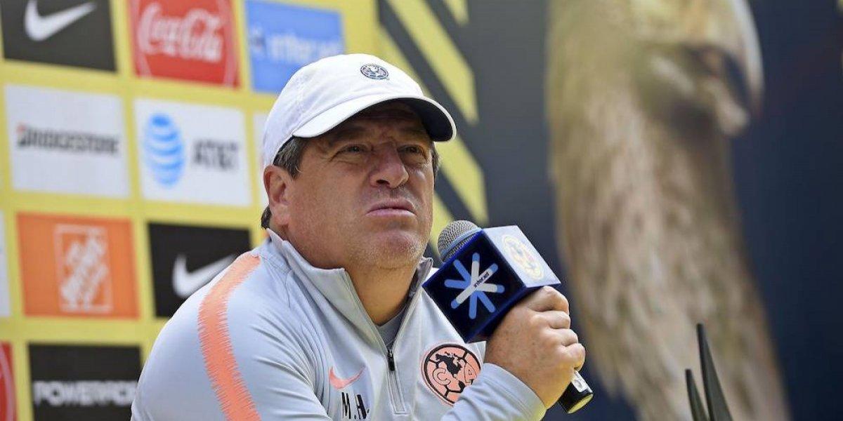 Reprueba Miguel Herrera violencia en el futbol mexicano
