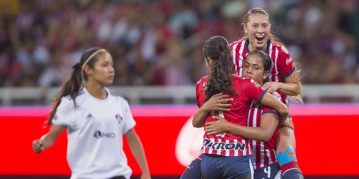 Chivas femenil gana de nuevo el Clásico Tapatío