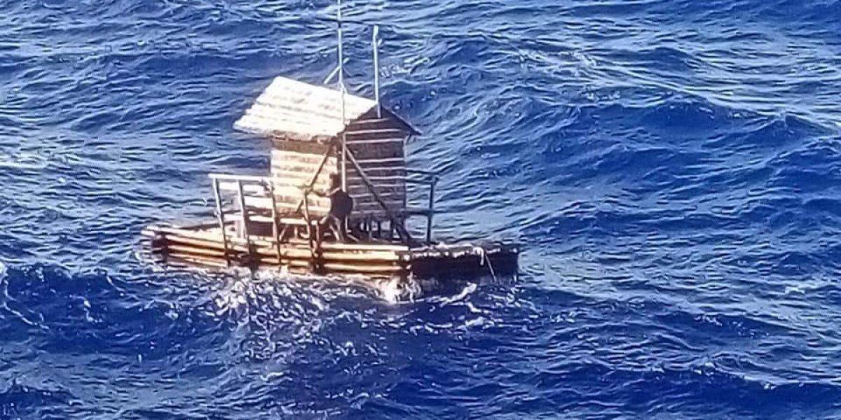 Por poco no lo logra: joven indonesio sobrevivió 49 días a la deriva en altamar