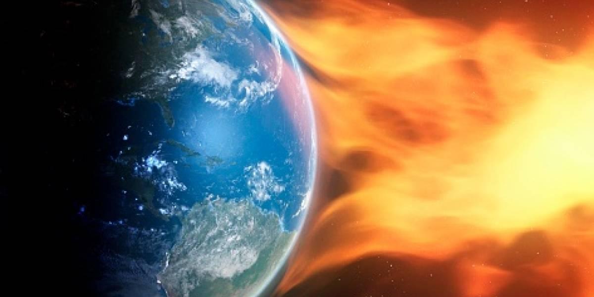"""Una tormenta """"potencialmente peligrosa"""": expertos en alerta por """"gran erupción solar"""" que afectará a todo el mundo"""