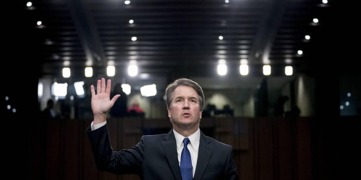 Juez favorito de Trump cada vez más complicado: Brett Kavanaugh enfrenta nueva denuncia de acoso sexual