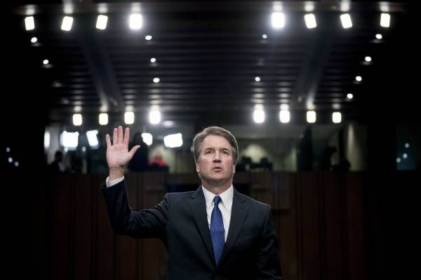 juez Trump Brett Kavanaugh