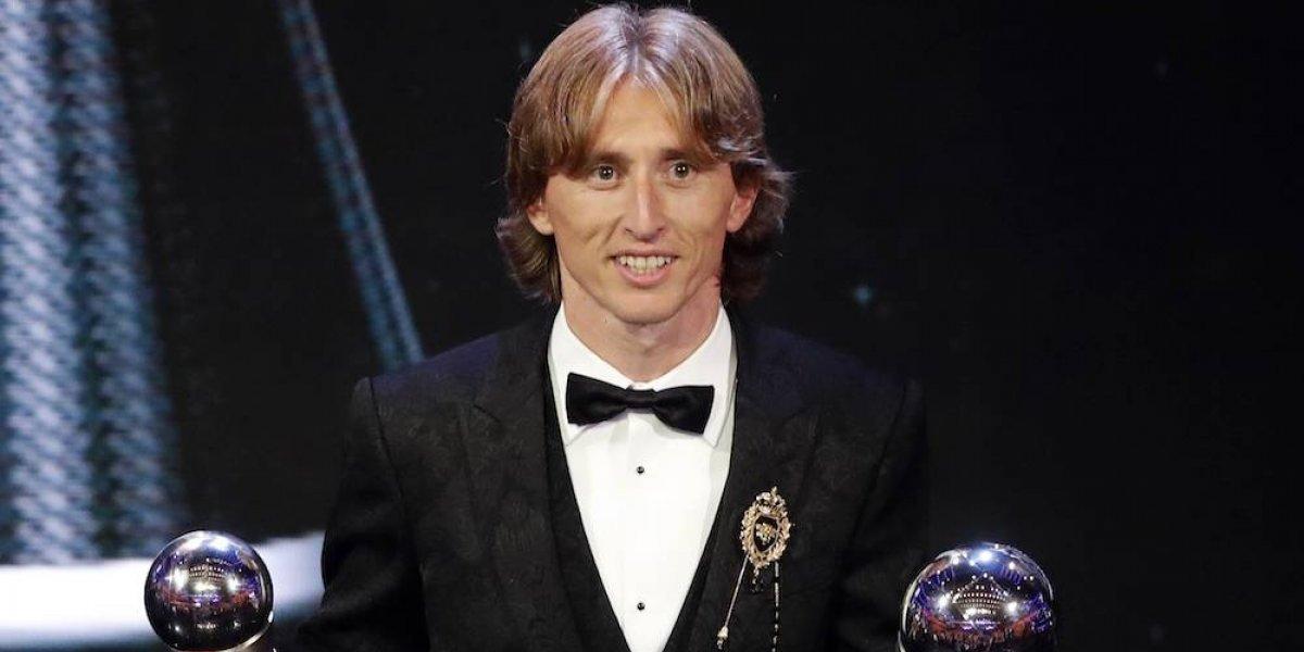 Modric, el futbolista al que la guerra hizo más fuerte
