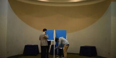 ASIES realiza simulacro de elección de diputados