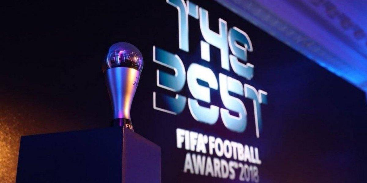 Premios The Best de la FIFA: revisa todos los ganadores del 2018