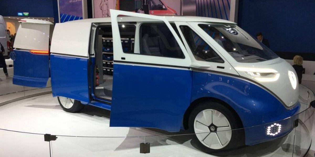 Volkswagen Comerciales multiplica oferta de eléctricos