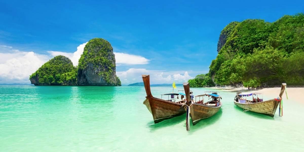 5 lugares increíbles para visitar en Tailandia