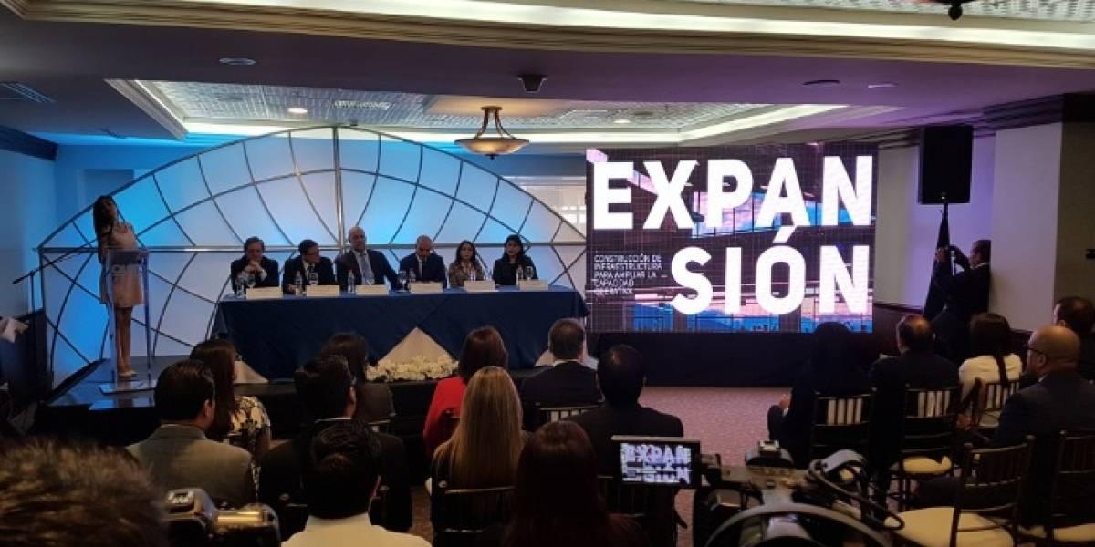 Quiport anuncia proyecto de mejoras y expansión del aeropuerto de Quito