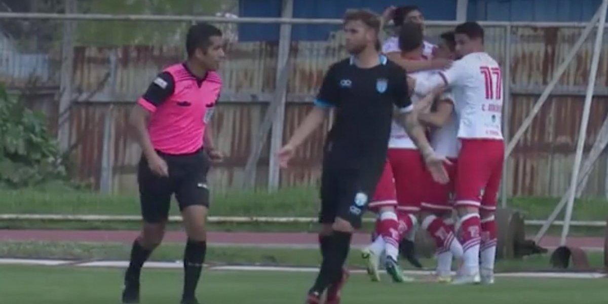 El dramático momento familiar que vivió árbitro en la Primera B que lo obligó a abandonar un partido