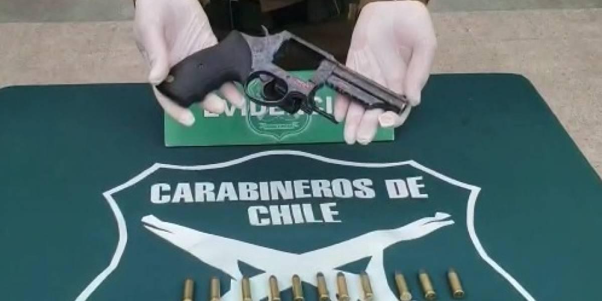Carabineros detiene a menor de edad presuntamente vinculado al crimen de un joven en Lo Barnechea