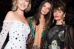 Dolce & Gabbana de fiesta